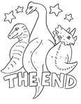 Dinosaur All-Stars End