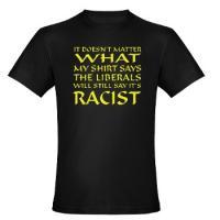 Racist!