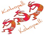 Kokopelli - The Flute Player