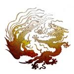Chinese Dragon & Pheasant