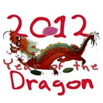 2012 - Year of the Dragon