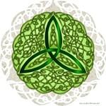 Celtic Art Trinity Knot