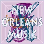 Purple New Orleans Music #2