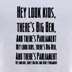 Look Big Ben, Parliament