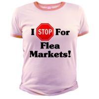 Stop for Flea Markets