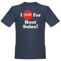Stop for Boot Sales