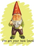 Gnome got your Back