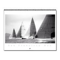 SF Gifts - Black + White Calendars
