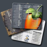 Keyboardshortcut MousePads