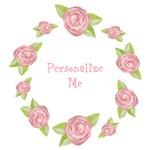 Personalized Rosette