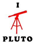 I Scope Out Pluto!