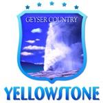 Yellowstone - Geyser Country