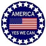 AMERICA - Yes We Can Make It