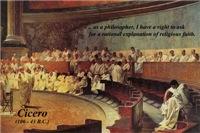 Cicero: Philosophy God Religion