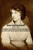 Feminist Mary Wollstonecraft on Female Mind