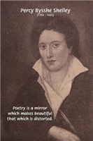 English Romantic Poets: Percy Bysshe Shelley