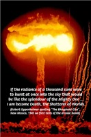 Oppenheimer: Atomic Bomb Manhattan Project