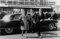 John F. Kennedy (JFK): Education Knowledge Truth