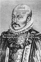 Humanist Montaigne: subjective Power of Mind
