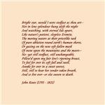 Last Sonnet