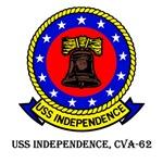 USS Independence, CVA-62