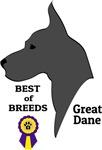 Black Great Dane
