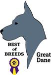 Blue Great Dane