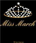 Miss March