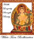 White Tara Bodhisattva  III