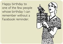 Without Facebook Reminder