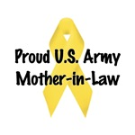 Proud Army Mother-in-law