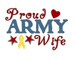 Proud Army Wife Collage