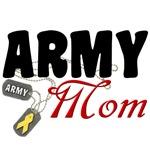 Army Mom Dog Tags