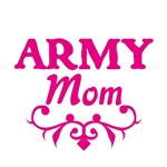 Army Mom (pink)