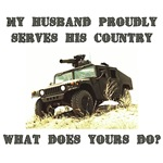 Proudly Serves (Hummer)