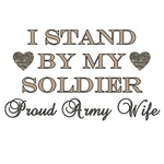 Stand By My Soldier (Wife)