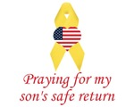 Praying for my son's safe return items
