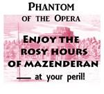 Rosy Hours of Mazenderan