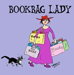 BOOKBAG LADY