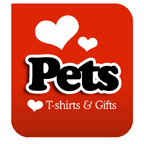 I Love My Pet T-shirts & I Love my Pet T-shirt