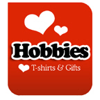 I Love Hobbies T-shirts & I Love Hobbies T-shirt