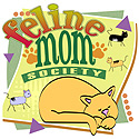 Feline Mom Society Cat