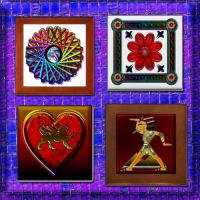 Keepsake Boxes, Tiles Framed & Tile Coasters impri