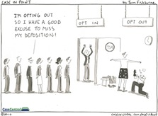 11/29/2010 - Opt Out