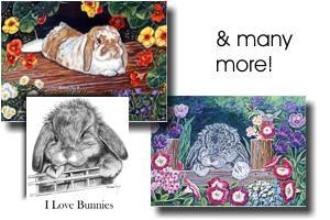 Bunnies & more Bunnies!