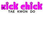 Tae Kwon Do Kick Chick Apparel and Accessories