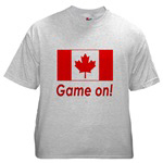 Canada Pride Game On!