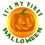 Pumpkin First Halloween