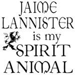 JAIME LANNISTER IS MY SPIRIT ANIMAL