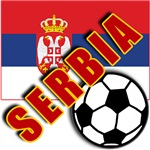 World Soccer SERBIA Team T-shirts